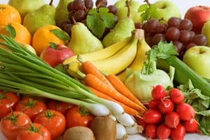 Fruits and Vegetables Nutritional Therapy